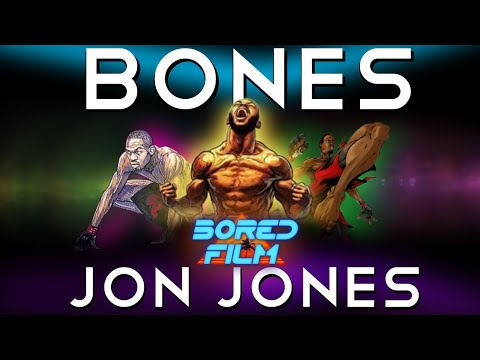 Jon Jones – Bones (Original Bored Film Documentary)