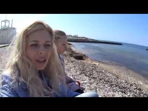 Крым. Новый парк и МОРЕ. Готовимся и ждем летний сезон 2019. Слежу за Катей. GEOZON