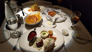 Truluck's Steak and Seafood restaurant South Florida review