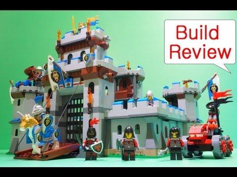 Vidéo LEGO Castle 70404 : Le château fort