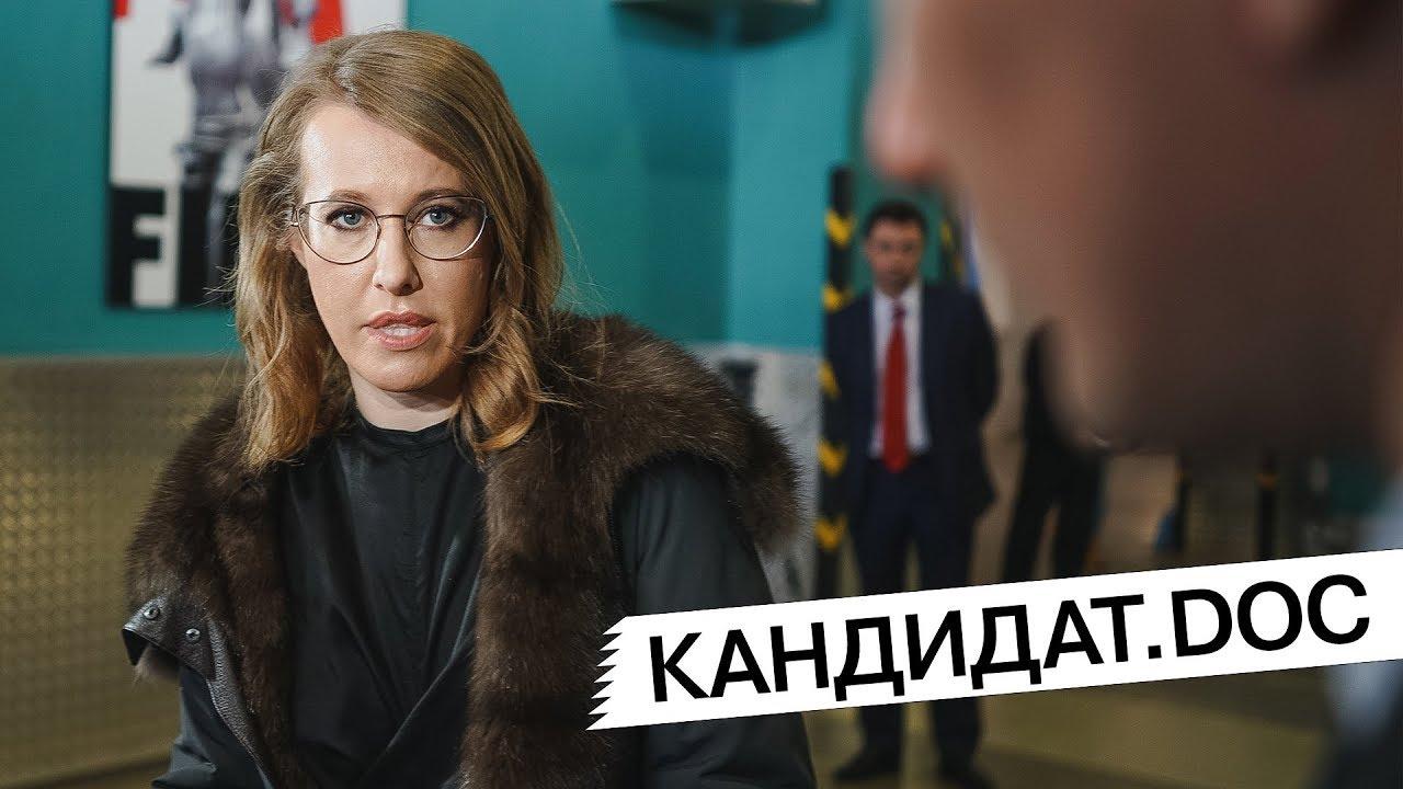 «Кандидат.doc». Дневники предвыборной кампании. Серия №43. Собчак и Жириновский