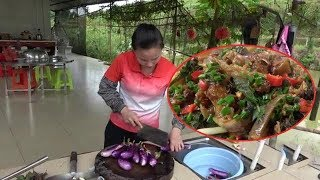 This dish made by Qiao Women 9 sisters can make Xiao Liu eat a few bowls of rice