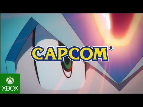 Mega Man X Legacy Collection 1 + 2 – Launch Trailer