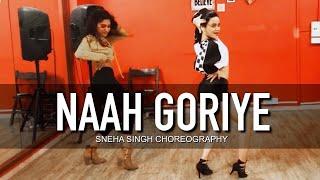 Naah Goriye Bala Ayushmann Khurrana Harrdy Sandhu Sneha Singh Dance