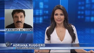 Noticiero Estrella TV con Adriana Ruggiero 07 13 2015