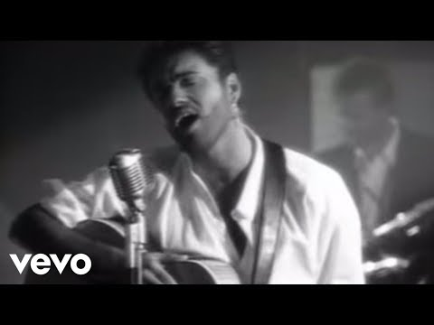George Michael - Kissing A Fool (Remastered) (Official Music Video)