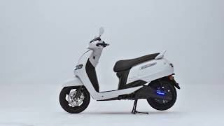 TVS iQube - Smart Electric Scooter in India