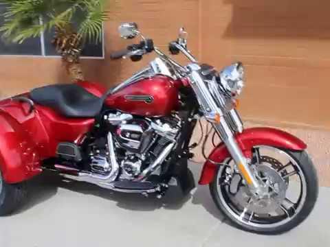 2018 Harley-Davidson Freewheeler® in Kingman, Arizona