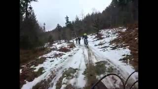 Christmas Bike Adventure 2015 - MTB Sila
