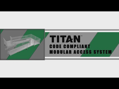 Thumbnail of the TITAN Installation | EZ-ACCESS video