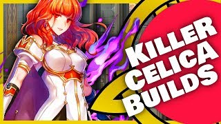 Direct and Sultry Celica Has Her Way With Everyone 😈 Fire Emblem Heroes Fallen Celica Best Builds!