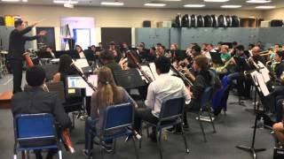 Chs Wind Ensemble - St. Patrick's Day 2016