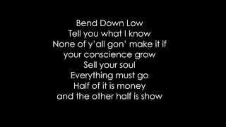 Chef'Special - Bend Down Low Lyrics