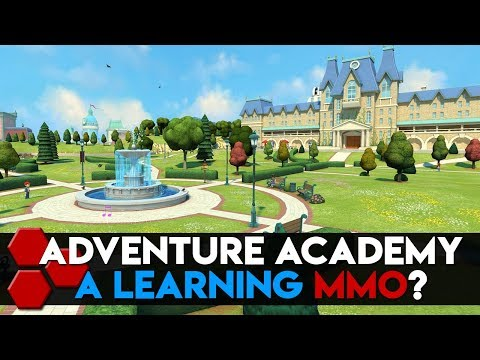 Adventure Academy - A Learning Focused MMO - TheHiveLeader
