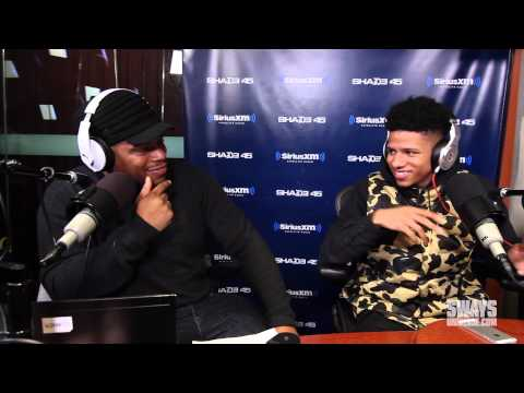 Watch Ezri kill this Freestyle with & without a beat -- leaving Heather B in tears