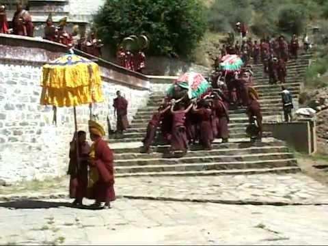 Sacred arts of Tibet