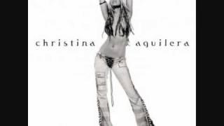 Christina Aguilera - Keep on Singin' My Song + lyrics