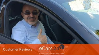 Reza buys a used car from eCars247