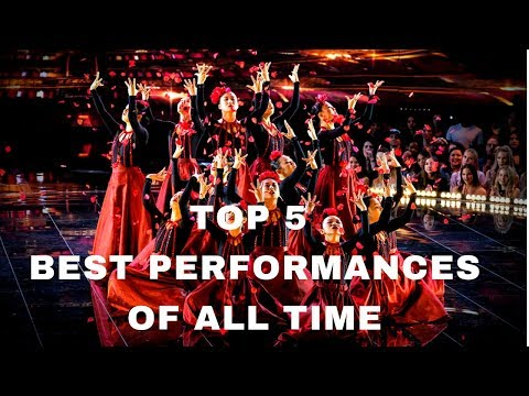 5 Extraordinary Dance Performances You Must See