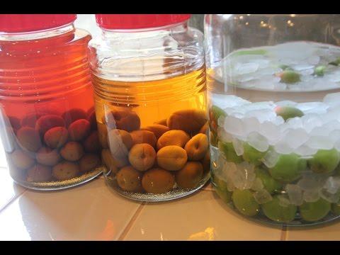 Umeshu (Plum Wine) Recipe – Japanese Cooking 101