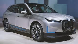 [문영재] 파격적인 미래...내년 말 전 세계 출시될 BMW 순수 전기차 iX