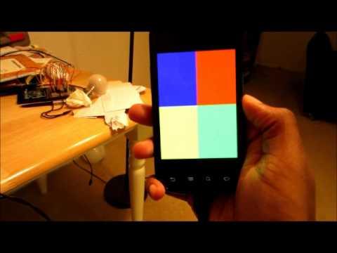 Video of FaceRecog Phone Lock