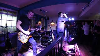 Kinetic debut at the Cow and Telescope - Southend-on-sea, Essex, UK.