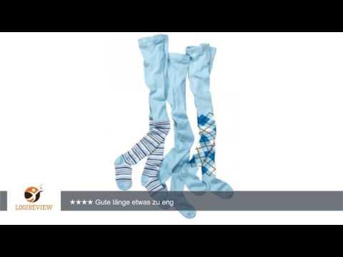 wellyou, Kinder-Strumpfhosen für Jungen und Mädchen 3er Set, Baby-Strumpfhosen blau, hoher