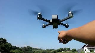 Service drone mjx bugs 4w   test terbang   kalibrasi