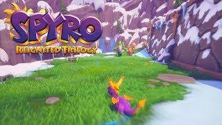 Spyro Reignited Trilogy - Spyro the Dragon 120% Walkthrough Part 13 - Magic Crafters