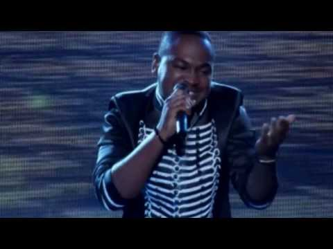 Roland Singing Even If My Heart Will Break By Aaron Neville  | MTN Project Fame 6 Reality Show