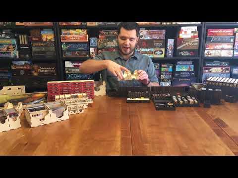 Gloomhaven- Who stored it better? Daedalus vs Broken Token