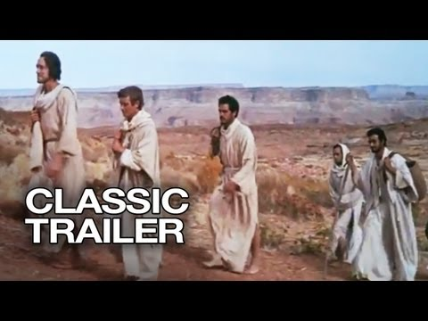 The Greatest Story Ever Told DVD movie- trailer