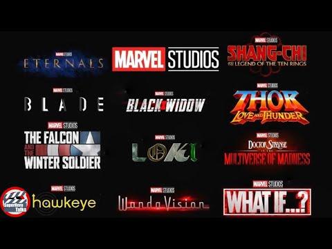 MCU Phase 4 Revealed | THOR 4, Dr. Strange 2 [Explained In Hindi] | SuperHero Talks