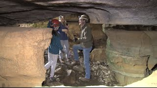 Ranger Nick: Exploring Caves To Learn About Bats