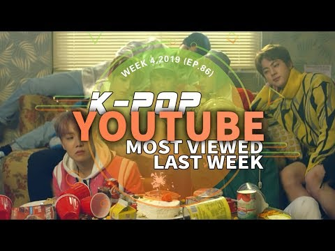 [TOP 30] MOST POPULAR K-POP MV IN ONE WEEK [20190120-20190126]