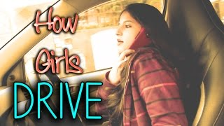 preview picture of video 'How GIRLS DRIVE!!!!!! #INDIA #NEW DELHI'