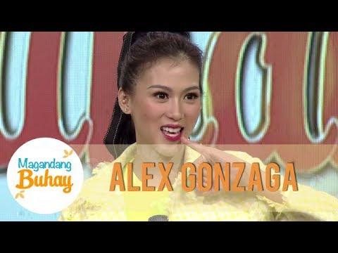 Alex Gonzaga as Teddie Salazar on 'Four Sisters And A Wedding'   Magandang Buhay