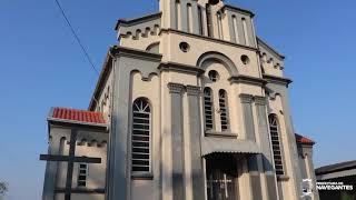 Igreja de Santo Agostinho em Porto Escalvado (Navegantes 59 anos)