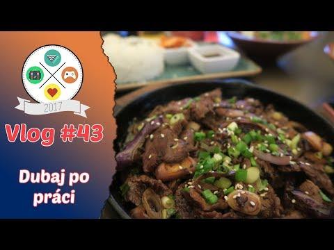 Vlog #43: Dubaj po práci