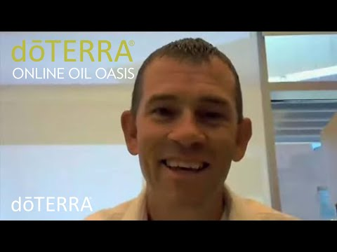 Welcome to doTERRA's Online Oil Oasis: Q3