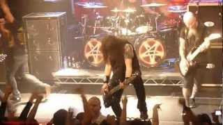 Anthrax - Got the Time Live at The Academy Dublin Ireland 16 Nov 2012