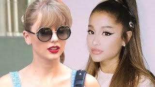 Taylor Swift FEUDING With Ariana Grande After She BREAKS This Taylor Swift Youtube Record!