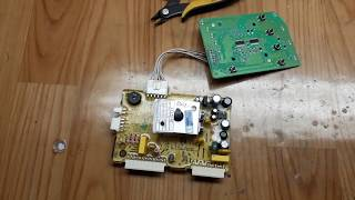 Placa Electrolux estourada (parte 2)