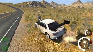 Beam.NG Drive Efsane Gerçekçi kaza oyunu
