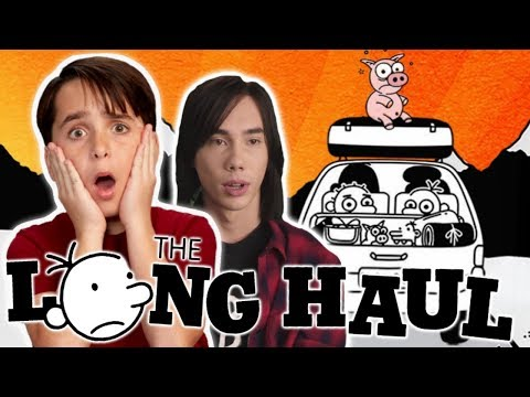 Diary of a Wimpy Kid: The Long Haul is an Absolute Disaster