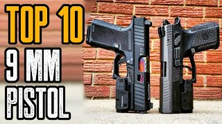 Top 10 Best 9mm Pistol for Concealed Carry 2020