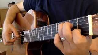 "Gitar Solo "" ASLA VAZGEÇEMEM ASLA "" Enstrumental Cover"