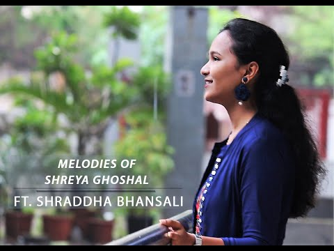 Melodies of Shreya Ghoshal ft Shraddha Bhansali