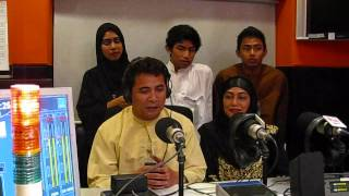 Gambar cover Glam TV: Exclusive interview with Zack Zainal & family by DJ Hafeez Glamour on RIA 89.7FM - Part 1